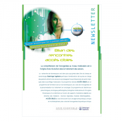 Newsletter pour Bayer